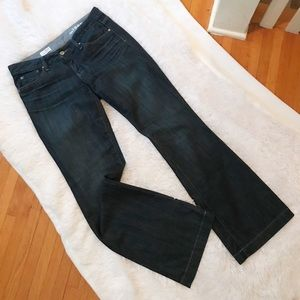 Gap 1969 Long and Lean 29/8 Flare Boot Cut Jeans